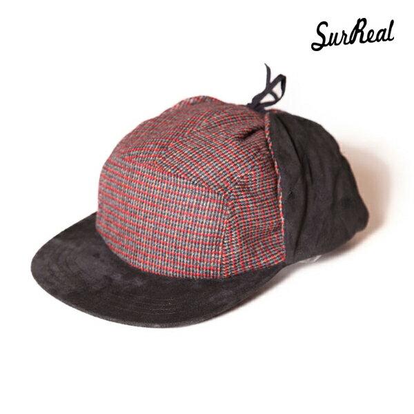 【SURREAL】RON -Earmuff Cap- カラー:bug 【シュルリアル】【スケートボード】【キャップ/帽子】