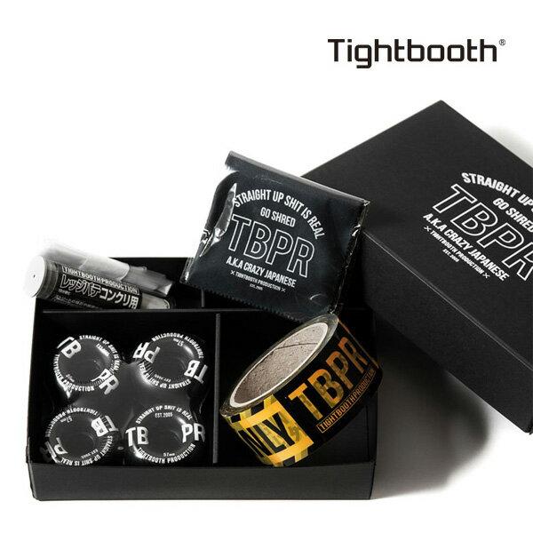 【TBPR/TIGHTBOOTH PRODUCTION】FILMER'S BOX -75a- SPECIAL BOX SETサイズ:57mm 【タイトブースプロダクション】【スケートボード】【ウィール】【ソフト/クルーズ ウィール】