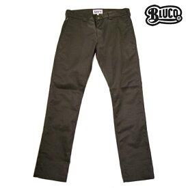 【BLUCO WORK GARMET】WORK PANTS Slim OL-063カラー:grey 【ブルコ】【スケートボード】【パンツ/チノ】