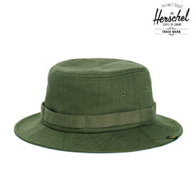 【HERSCHEL】LAKE カラー:army ハーシェルスケートボード ハットSKATEBOARD HAT