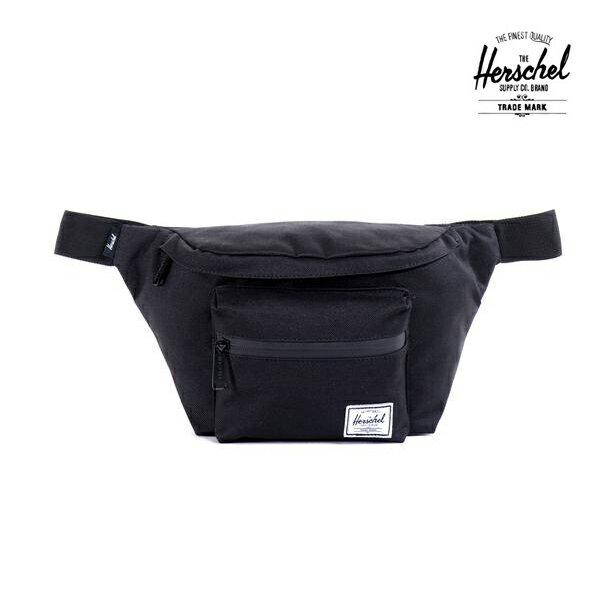 【HERSCHEL】SEVENTEEN カラー:black/black 【ハーシェル】【スケートボード】【バッグ】