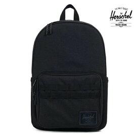 【HERSCHEL×INDEPENDENT】POP QUIZ カラー:black ハーシェル インディペンデントスケートボード バッグSKATEBOARD BAG
