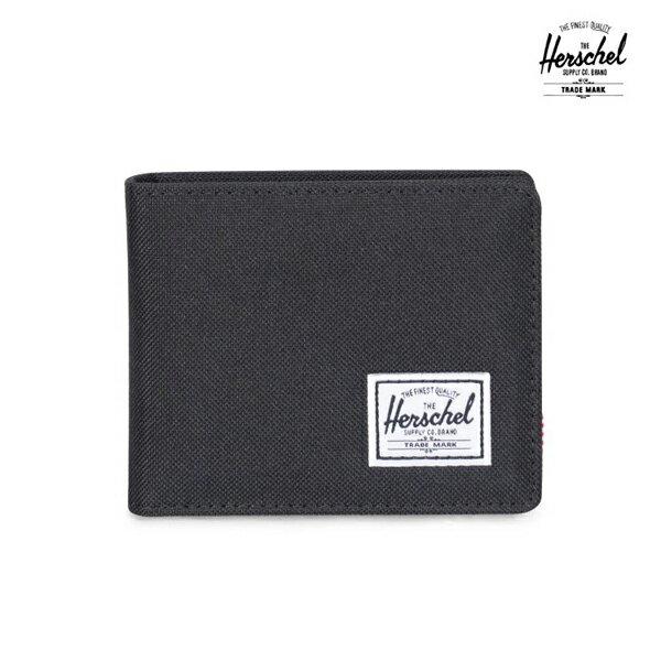 【HERSCHEL】ROY COIN カラー:black 【ハーシェル】【スケートボード】【財布】