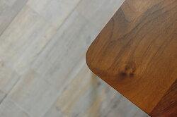 ダイニングテーブルワークデスク勉強机カフェテーブル無垢ウォールナット食卓テーブル会議テーブル長机北欧無垢材120130140150160170180ikea無印良品アクタスカリモク家具好きに天然木木製ミッドセンチュリーモダンおしゃれ大川家具【ナイン】