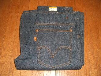 LEVIS(李维斯)684 Big Bell(大的铃底)Lot 684-0217 1970年代中期实物复古滞销商品W28×L34