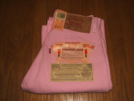 LEVIS(リーバイス) 501 Color Pants Pink(カラーパンツ ピンク) 品番Lot 501-1282 MADE IN USA(アメリカ製) 1990年代 実物デッドストック W28×L34