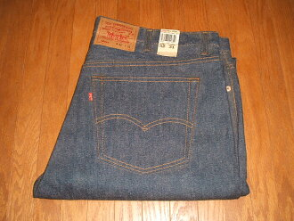 (Levis) LEVIS 501 80s deadstock big size W42×L31, MADE IN the USA (made in USA) real