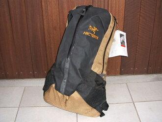 ARC ' TERYX (Arc'Teryx) backpack ARRO22 (arrow 22) TAN (Tan) MADE IN CANADA (made in Canada) dead stock