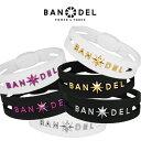 【着後レビューでBANDELグッズプレゼント!】BANDEL バンデル METAL BRACELET メタル ブレスレット ロゴ シルバー ゴ…