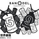 【着後レビューでBANDELグッズプレゼント!】バンデル ナンバー ネックレス ブラックxホワイト リバーシブル BANDEL …