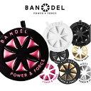 【着後レビューでBANDELグッズプレゼント!】BANDEL バンデル METALIC NECKLACE メタリック ネックレス ロゴ シルバー…