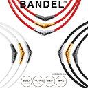 【着後レビューでBANDELグッズ!】BANDEL バンデル TITAN RUBBER NECKLACE チタン ラバー ネックレスアスリート バラ…