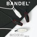 【マラソン中P10倍】【着後レビューでBANDELグッズ!】BANDEL バンデル ネックレス Slash Necklace Silver / Gold / B…