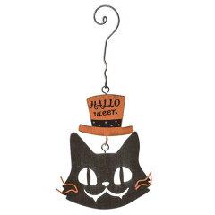 【ハロウィン】【HALOOWEEN】ハロウィンハットキャットハング