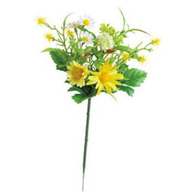 【造花】【インテリア】造花 ワイルドデージー ミックスピック イエロー