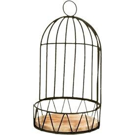 【アイアン】【雑貨】アイアン ワイヤー 鳥かご ガゼボ バードゲージ
