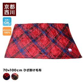 【京都西川】あったか毛布 クォーターケット(70×100cm)ひざ掛け毛布【あす楽】