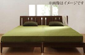 【送料無料】 寝心地・カラー・タイプが選べる大きいサイズのパッド・シーツシリーズベッド用ボックスシーツコットン100%タオルワイドキング