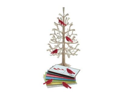 lovi30cmクリスマスツリー取り付け例