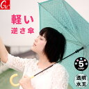 【CARRY saKASA(キャリーサカサ)AQUA Model アクアモデル】 濡れない傘 逆さ傘 レディース さかさま傘 長傘 雨傘 傘…