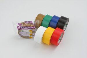 エステライトテープ ♯430 クリーム 50mm巾×50M 30巻入り   テープ 粘着テープ 布 ガムテープ 梱包テープ 梱包用テープ 梱包用 固定テープ 梱包資材 クリーム色 仮固定テープ 保護 結束 布ガムテ