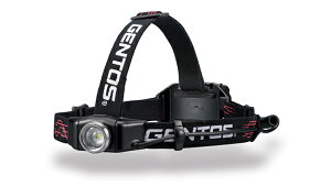 GENTOS ジェントス Gシリーズ GH-001RG   ライト ヘッド led 登山 キャンプ 作業用 工事 ヘルメット ledライト 単4電池3本 作業用ライト 作業ライト ワークライト おすすめ 作業灯 照明 照明器具 ヘッ