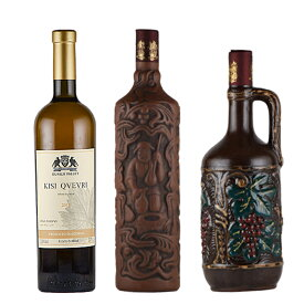 ワインセット ジョージアワイン 送料無料 グルジアワイン ユネスコ無形文化遺産登録ワイン 甘口 辛口 3本