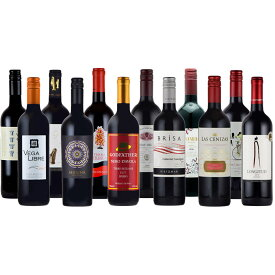 送料無料 赤字覚悟 赤ワイン スペイン イタリア チリ12本セット