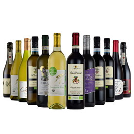 酸化防止剤 保存料 無添加ワイン オーガニックワイン 赤 白 泡 ワイン 12本 セット 送料無料 ヴィーガン