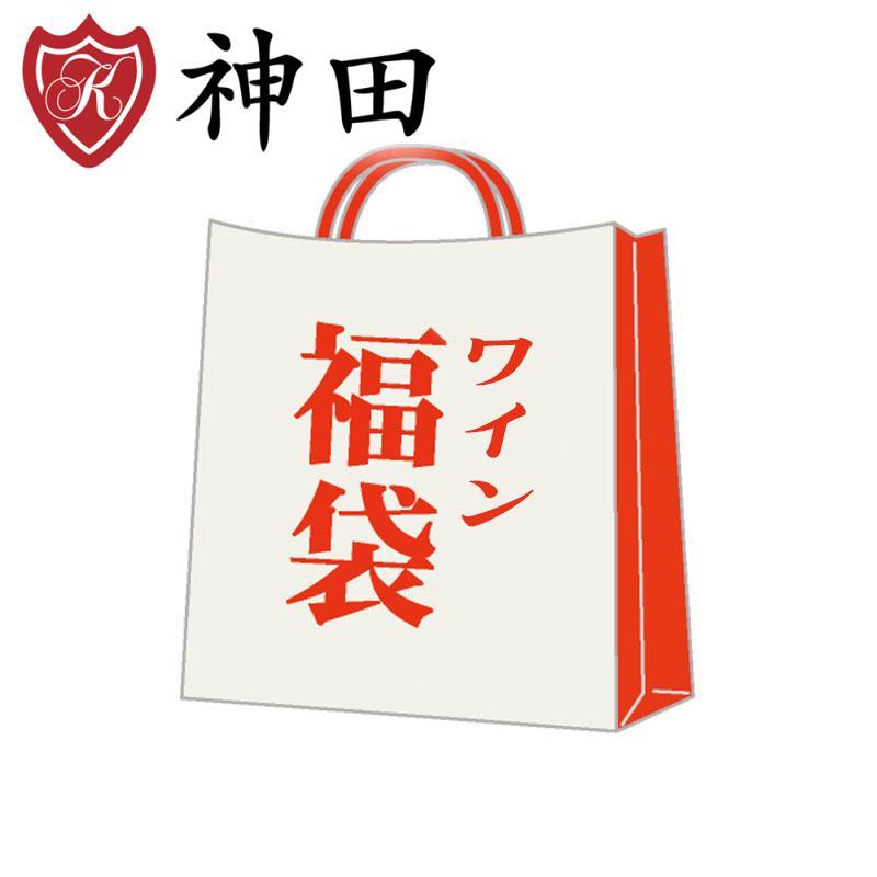 福袋 ワイン 詰め合わせ福袋 6本 送料無料 金賞入り
