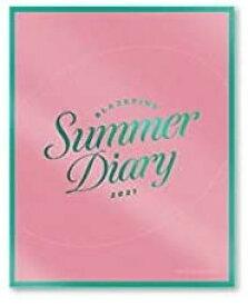 ★9月29日発売★BLACKPINK - 2021 SUMMER DIARY (KiT VIDEO) ブラックピンク ブルピン サマーダイアリー K-POP 韓国盤 韓国直送 送料無料