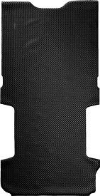 日産 NV350 キャラバン CARAVAN E26 バン DX 3人乗 5ドア 低床 ゴムマット ラバーマット ゴム臭なし 防水 汚れ防止 荷台マット 荷室マット トランクマット ラゲッジマット カーマット フロアマット 社外マット 社外品 純正同等 日本製 専用設計 送料無料 2012年6月以降