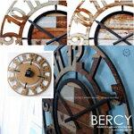 BERCY[ベルシー]掛け時計■壁掛け時計【インターフォルム】