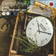 CentralTime[セントラルタイム]■電波時計|壁掛け時計【インターフォルム】