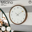 Micino[ミチーノ]壁掛け時計■壁時計|掛け時計【インターフォルム】