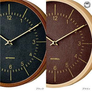 Blindhef[ブランデフ]壁掛け時計■掛け時計|電波時計|壁時計【インターフォルム】