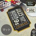 Stub [ スタブ ] トイレマット ■ バスマット   マット【 インターフォルム 】