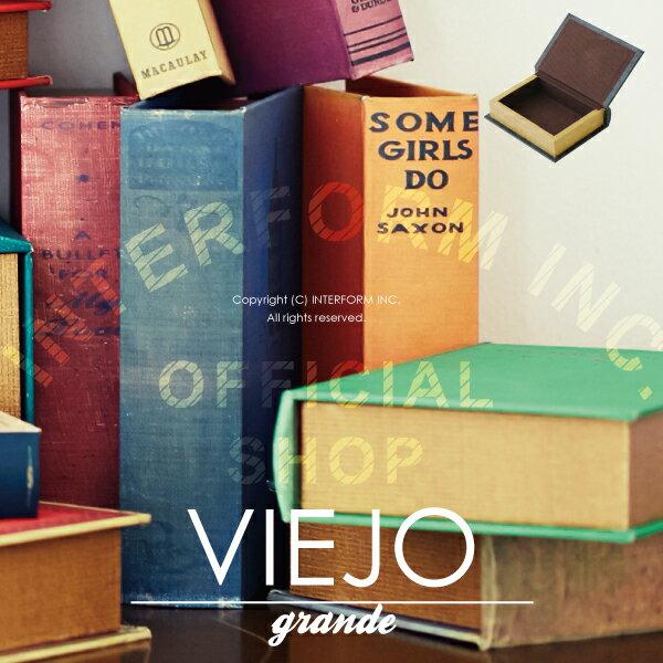 Viejo -grande- [ ヴィエッジョ ・グランデ ]■ ブックボックス 【 インターフォルム 】