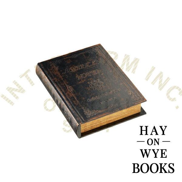 Hay-On-Wye Books [ ヘイオンワイブックス ] ブックボックス ■ 本型収納 | 小物入れ【 インターフォルム 】
