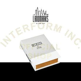 Landmarks [ ランドマークス ] ブックボックス ■ 本型収納 | 小物入れ【 インターフォルム 】