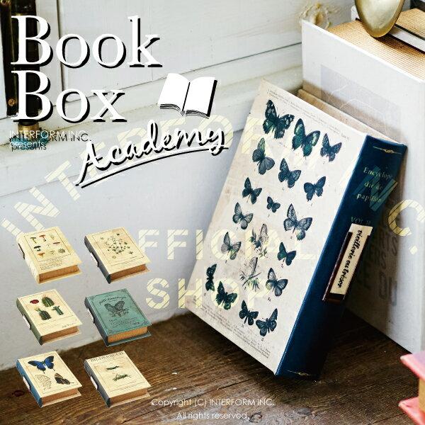 Academy [ アカデミー ]■ ブックボックス 【 インターフォルム 】