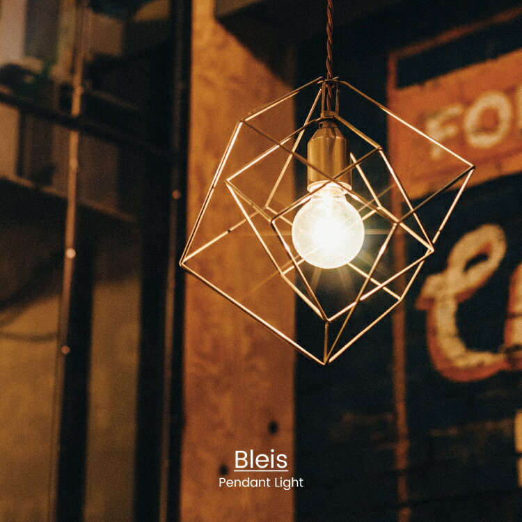 Bleis[L] [ ブレイス L ] ペンダントライト ■ 天井照明 【 インターフォルム 】