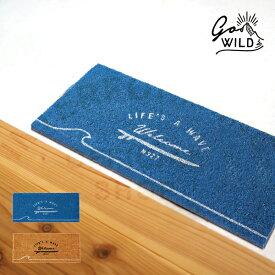Go Wild [ ゴーワイルド ] コイヤマット ■ 玄関マット   コイヤーマット 【 インターフォルム 】