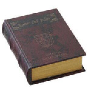 【RカードエントリーでP12倍】 BOOK BOX No.5652 ブックボックス   収納ボックス おしゃれ お洒落 かわいい インテリア 本型 収納 小物入れ レトロ アンティーク ヴィンテージ クラシカル ビンテー