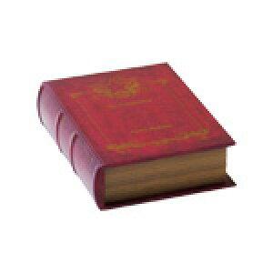 【RカードエントリーでP12倍】 BOOK BOX No.7520 ブックボックス   収納ボックス おしゃれ お洒落 かわいい インテリア 本型 収納 小物入れ レトロ アンティーク ヴィンテージ クラシカル ビンテー