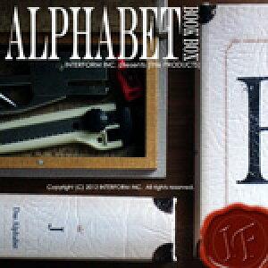 【RカードエントリーでP12倍】 Alphabet アルファベット ブックボックス   収納ボックス おしゃれ お洒落 かわいい インテリア 本型 収納 小物入れ レトロ アンティーク ヴィンテージ クラシカ