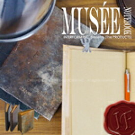 Musée[ミュゼ]【ノート/Lサイズ】