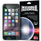 iphone6siphone6splus保護フィルム送料無料4枚入りiPhoneSExperiaz5Z5premiumcompact液晶保護クリア高透明防キズ高耐久高感度AppleiPhone4.75.5スクリーンプロテクター[InvisibleDefender]