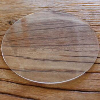 透明コースター透明日本製クリックポスト可テーブルマットカットサンプル