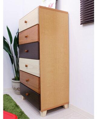 タンスチェストハイチェスト幅60木製衣類収納整理たんす箪笥収納家具激安インテリアSALEセール送料無料